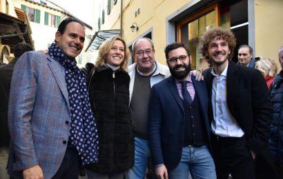 INAUGURATO IL COMITATO ELETTORALE DEL PD PISTOIESE