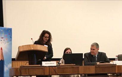 I SERVIZI EDUCATIVI DI PISTOIA COME MODELLO ALLA CONFERENZA INTERNAZIONALE DELL'UNESCO A PARIGI