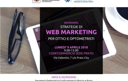 OTTICI E OPTOMETRISTI A LEZIONE DI WEB MARKETING