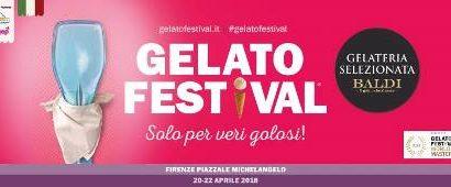 """UNA GELATERIA DI AGLIANA AL """"GELATO FESTIVAL 2018"""""""