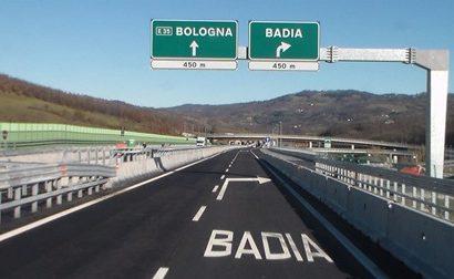 cpap. «VERNIO MONTEPIANO» ALL'USCITA A1 DI BADIA