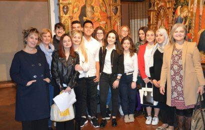 ambasciatori dell'arte. STUDENTI DEL PACINI CICERONI NEI MUSEI PISTOIESI