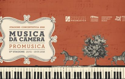 concerti. 58° STAGIONE MUSICA DA CAMERA PROMUSICA