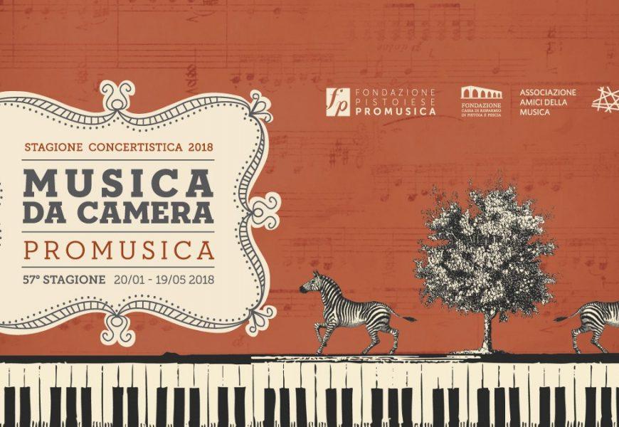 concerti. 58° STAGIONE MUSICA DA CAMERA PROMUSICA