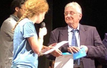 """premio vivaio eternot. AL LICEO PETROCCHI LA """"DAVIDA  INVOLUCRATA"""""""