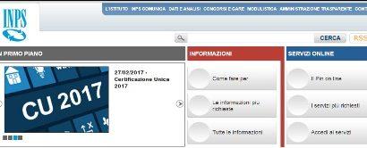 INPS E 730 IL MISTERO DEL MODELLO CHE NON SI SCARICA