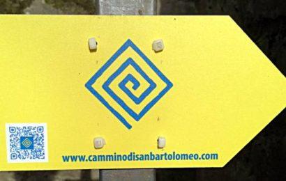 """cutigliano. """"SUL CAMMINO DI SAN BARTOLOMEO, 100 KM CON FRANCISCO"""""""