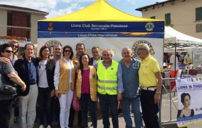 lions in piazza. UNA INTENSA GIORNATA DI LAVORO A CASALGUIDI