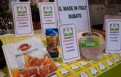 I DANNI ALLE FILIERE AGROALIMENTARI DAL FALSO MADE IN ITALY