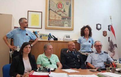 montemurlo. PIRATA DELLA STRADA RINTRACCIATA DALLA POLIZIA MUNICIPALE