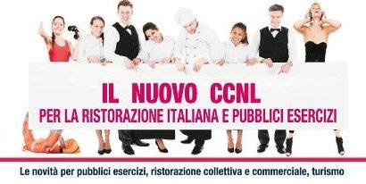 IL NUOVO CCNL PER LA RISTORAZIONE ITALIANA E I PUBBLICI ESERCIZI