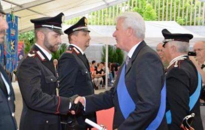 LA PROVINCIA ALLA FESTA DELL'ARMA DEI CARABINIERI