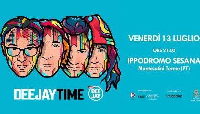 "montecatini. VA IN SCENA ""DEEJAY TIME REUNION"""