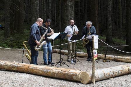 serravalle jazz. BILANCIO POSITIVO ANCHE PER IL TOUR IN MONTAGNA