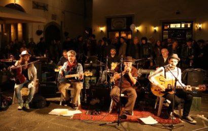festa della musica. LA FABRIZIO BERTI JUG BAND IN PIAZZA RISORGIMENTO