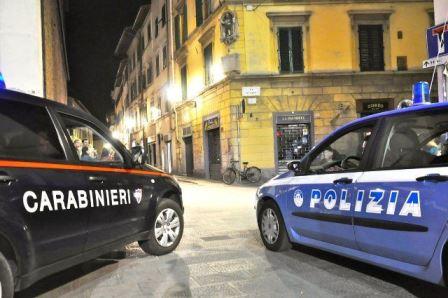 TENTANO UN FURTO IN VILLA, ARRESTATI DUE ROM ITALIANI PREGIUDICATI