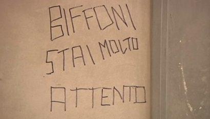 PRATO. NUOVE MINACCE CONTRO IL SINDACO BIFFONI