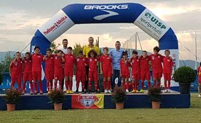 calcio giovanile. OLIMPIA QUARRATA, IN DUECENTO AI NASTRI DI PARTENZA