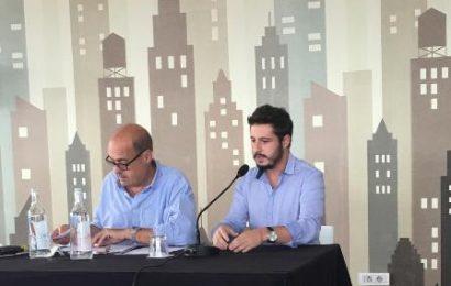 """pd. LORENZO ROCCHI LANCIA """"PIAZZA GRANDE"""" A PRATO E IN TOSCANA"""