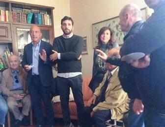 IL SINDACO TOMASI INCONTRA I CITTADINI DI COLLINA E CIREGLIO