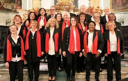 LA NUOVA MISSIONE DEL CORO GOSPEL INTERNAZIONALE DI PISTOIA