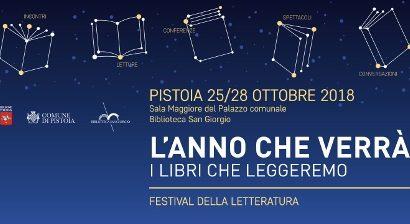 """festival. """"L'ANNO CHE VERRÀ: I LIBRI CHE LEGGEREMO"""""""