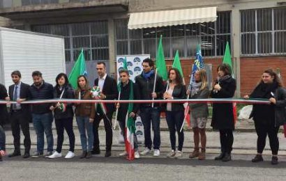 montemurlo. 4 NOVEMBRE, FRATELLI D'ITALIA NELL'ENCLAVE DI PRATO