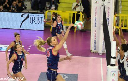 volley. SAVINO BATTE CRAI