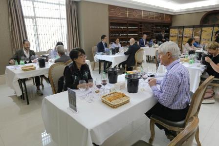 interwine grand challenge. IL CONSORZIO VINO CHIANTI PROTAGONISTA IN CINA