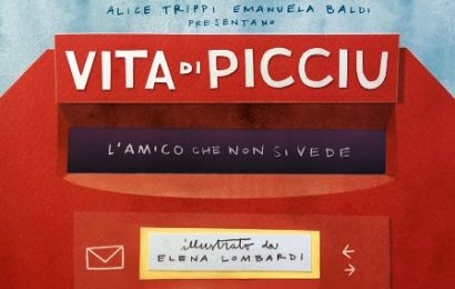 "giovedì siderali.  ""VITA DI PICCIU, L'AMICO CHE NON SI VEDE"""