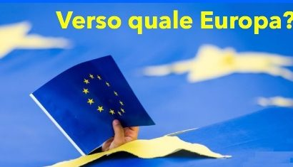 menù for change. QUALE FUTURO PER L'EUROPA?""