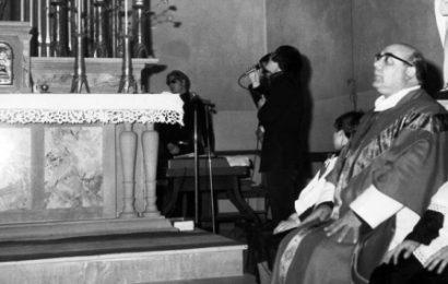 """anniversari. A CAFAGGIO CINQUANTA ANNI FA LA PRIMA """"MESSA BEAT"""" ITALIANA"""