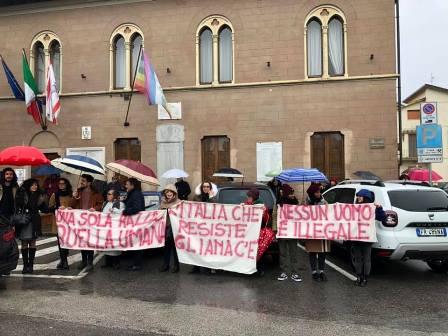 L'ITALIA CHE RESISTE, AGLIANA BATTE QUARRATA