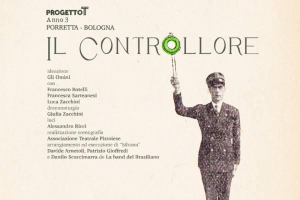 """""""IL CONTROLLORE"""" AL MASCAGNI DI POPIGLIO"""