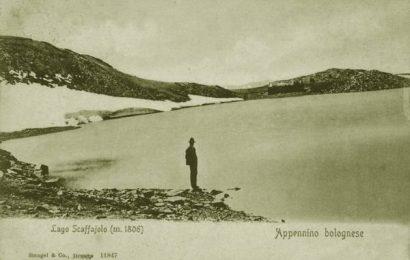 IL PRIMO RIFUGIO DEL LAGO SCAFFAIOLO DEL 1878