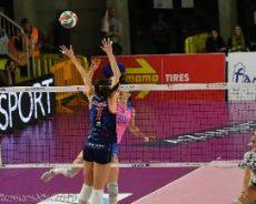 volley femminile. UN'ALTRA VITTORIA PER LA SAVINO