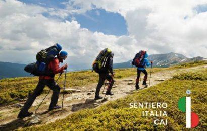 ONLINE IL SENTIERO ITALIA