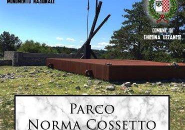 chiesina uzzanese. UN PARCO A NORMA COSSETTO, MARTIRE DELLE FOIBE