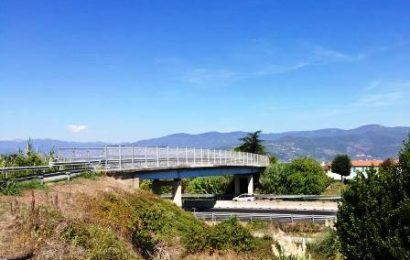 IN CORSO IL RAFFORZAMENTO DELLE BARRIERE DI SICUREZZA SU SETTE CAVALCAVIA