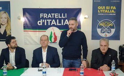 amministrative monsummano. PRONTA LA LISTA DI FRATELLI D'ITALIA