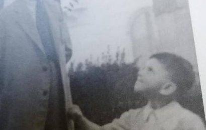 TORNA A PISTOIA L 'EX BIMBO CHE SCAMPÒ AL LAGER GRAZIE A CHI NON VOLLE CHINARE IL CAPO