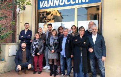 amministrative 2019. AGLIANA DAVVERO SOSTIENE IL CANDIDATO PD MASSIMO VANNUCCINI