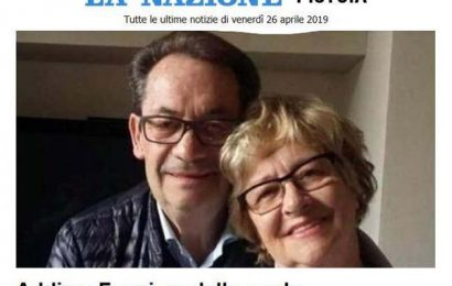 «CARO FAUSTO, NON CE L'HO FATTA…»