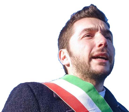 coglionazzi. CARO SINDACO MANGONI, SEI GIOVANE E IMMATURO, FORSE, MA SEI ANCHE FOLLE…