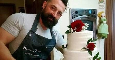 """gusta pistoia 2019. CLAUDIO LISANTI, DALLA """"NEMBO"""" A BAKE OFF"""