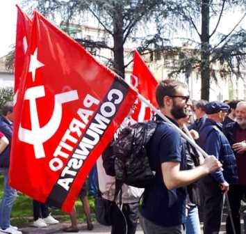 partito comunista. FESTA PROVINCIALE AL CIRCOLO ARCI DI PONTELUNGO