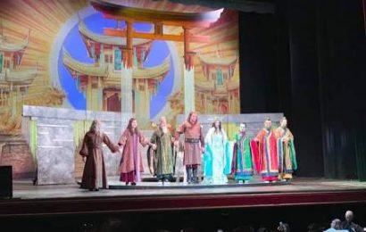 """opera incanto. """"TURANDOT"""", IN SCENA GLI STUDENTI DELLA SCUOLA ILARIA ALPI DI CASALGUIDI"""