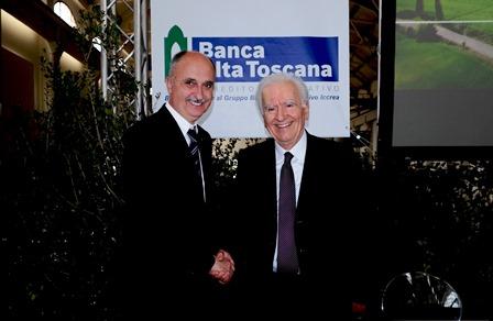 BANCA ALTA TOSCANA, ALBERTO BANCI È IL NUOVO PRESIDENTE