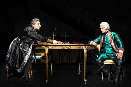 """""""IL RITORNO DI CASANOVA"""" CHIUDE LA STAGIONE TEATRALE DEL """"MASCAGNI"""" DI POPIGLIO"""