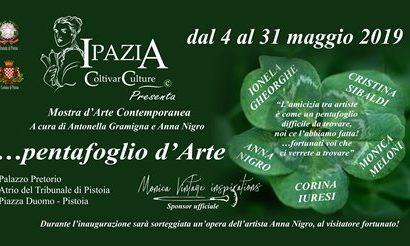 """ipazia — coltivar culture. UN """"PENTAFOGLIO D'ARTE"""" IN.. TRIBUNALE"""
